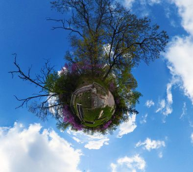 my first little planet by 12345sg