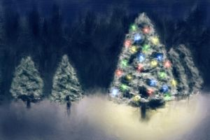 Christmas Tree by rustwood