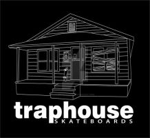 TRAPHOUSE Skateboards by ArtisticAxis