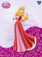 DisneyPrincess - Aurora ByGF by GFantasy92