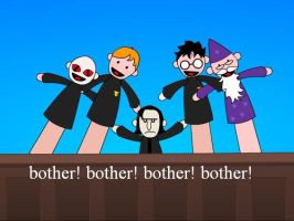 Potter Puppet Pals: Bother by Buehring
