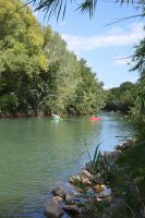 Argens River in Provence 2 by A1Z2E3R