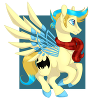 Leith-Pony - AT by Space-Geckos