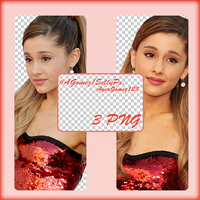 Ariana Grande Png Pack by AycaGomez123