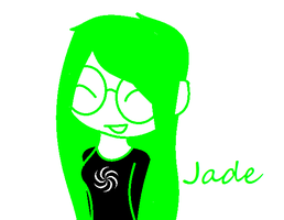 Jade by spaced-out-knight