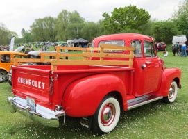 Chevrolet side step truck ,3100, 1954, wgc lakes by Sceptre63