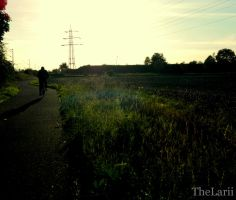 Down the road by TheLarii