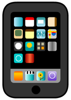 iPhone icon by danielsemper