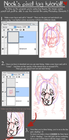 Pixel Tag Tutorial by Nook-Ookami