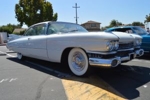 1959 Cadillac Coupe DeVille X by Brooklyn47