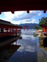miyajima Japan by worldpitou