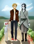 APH:My Extraterrestial Friends by ThePuddingMonster