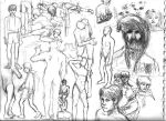 Posemaniacs_Other studies by Calver-o
