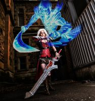 Fem Nero HI RES for SCG - Tiffany Dean Cosplay by BabyGirlFallenAngel