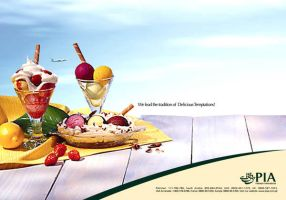 PIA Food Ad by creavity
