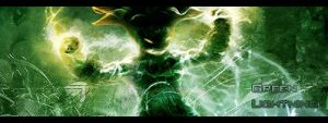 Green Lightning by ZonZon by ZonZon-37