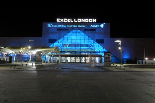 Excel London MCM Expo 2012 by JWBeyond
