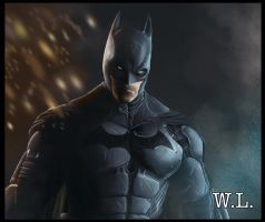 Batman Arkham Origins by WillBruce89