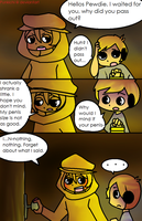 Pewdie's Nightmare Part 3 by Punkichi