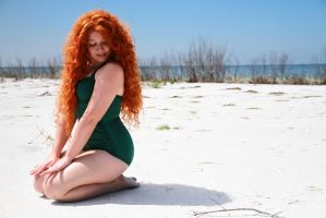 Pin Up Merida by madelyngrace