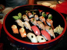 2008 Sushi Festival 022. by GermanCityGirl