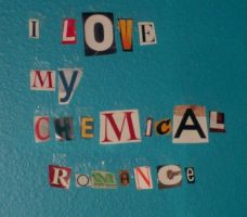 I Love My Chemical Romance by diabolicalbanana