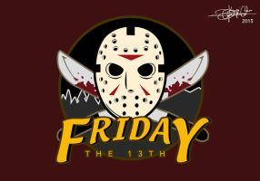Fridaythe13th by wtfisdatchris