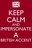 British Accent by RaimbowPokaDots