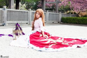 Code Geass- Nunnally, Caged Bird by Kurai-Hisaki