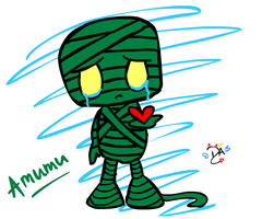 League Of Legends - Amumu by dcheeky-angel