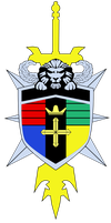 Voltron Coat of Arms by Samoht-Lion