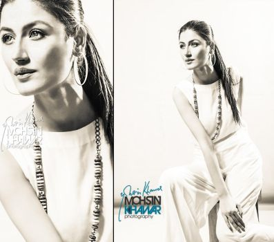 Fashion Portraits by Mohsin Khawar by mohsinkhawar
