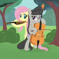 Playing together by a-leksey
