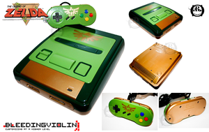 A SNES to the Past by ricepuppet