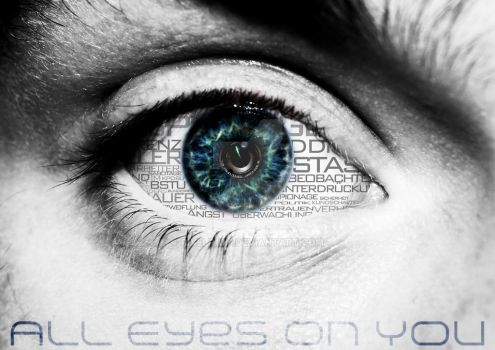 STASI - ALL EYES ON YOU by pixelR1OT
