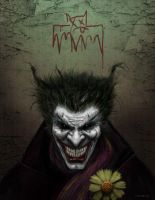 Concept Art:  Batman: The Man Who Laughs by IsoBan
