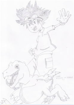 Digimon by noobPT