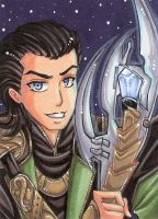 God of Mischief by Aiko-Mustang