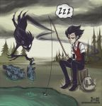 [Dont Starve] Fishing by ZombiDJ