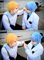 KNB: So cute Kurokocchi by NeeYumi