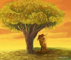 Appletree by Frozenspots