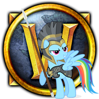 WoW Pony icon by Dalais