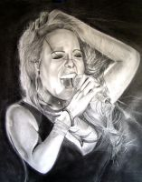 Mariah Carey by DiscoveringArtWorld
