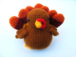 Amigurumi Turkey 1 by MevvSan