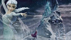 Frozen - 1920x1080 (Elsa HD 2) by CoGraphiC