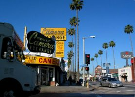 Ventura Boulevard Camera by makepictures