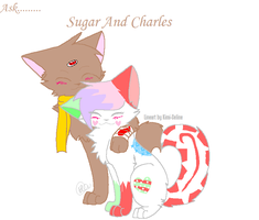 Ask Sugar And Charles!! by xXPastelWishesXx