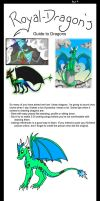 How to draw dragons. pt.2 by Royal-Dragon