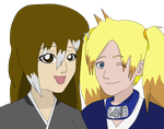Request: Naruto and Bleach OCs by queenjazz225
