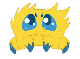 Adorable Joltik by Srsishere